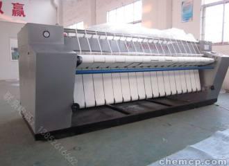 单滚烫平机洗床单设备100公斤床单清洗机