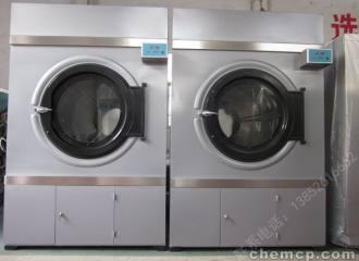 50公斤全自动洗脱机酒店床单干洗设备用心牌洗布草设备